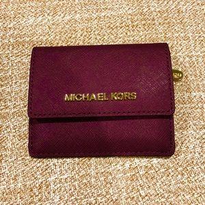 Michael Kors Card Wallet- NWOT
